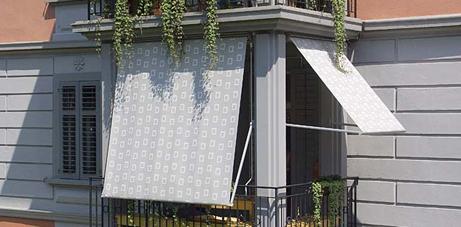 Фасадные маркизы